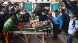 Dhading Bus Accident-27th September | 5 people were transported with full pre-hospital care in the way to teaching hospital