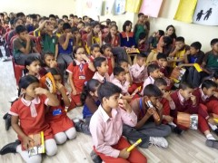 Public Awareness Program (Schools) -21st October 2016